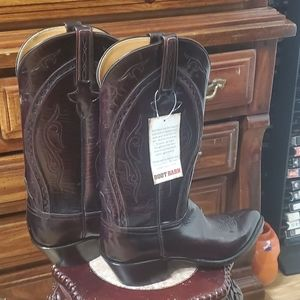 Lucchese classic handmade boots